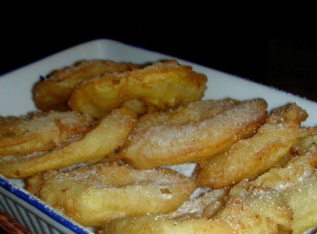 Orecchiette di Carnevale o frittelle francesi