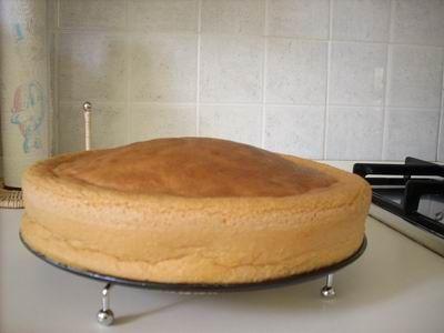 Come preparare il pan di Spagna