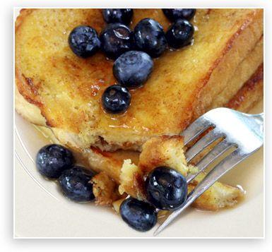 pan carre frutta