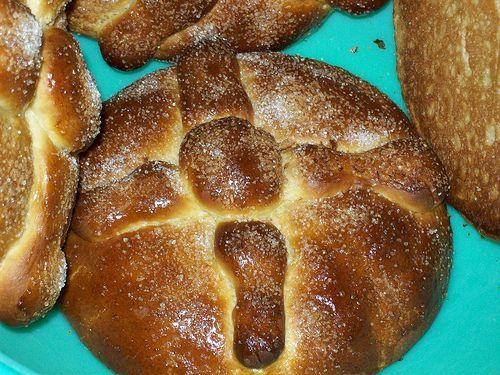 pane dei morti dolce messicano