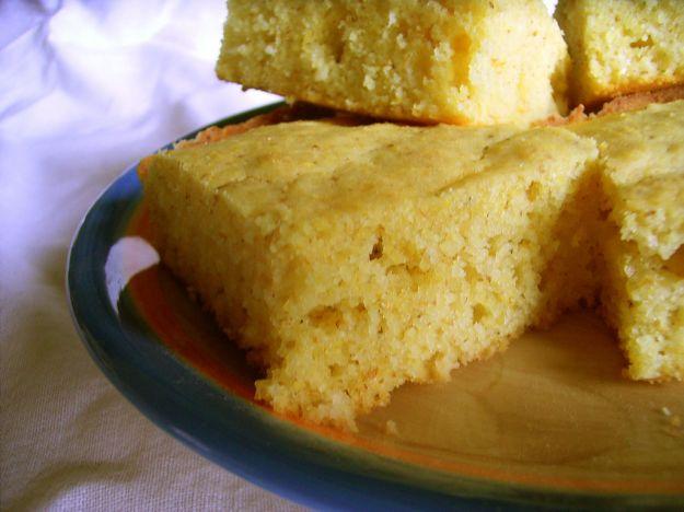 pane di mais corn bread