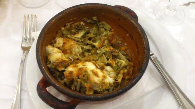 parmigiana di carciofi 2