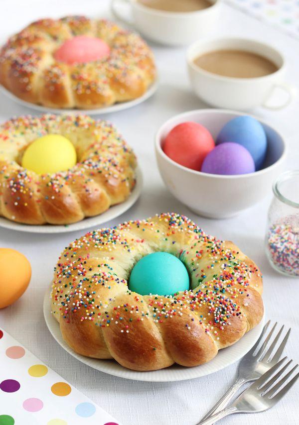 Altre informazioni per rendere il giorno di Pasqua unico e speciale