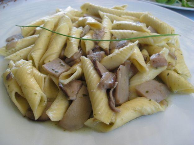 primi piatti con i funghi