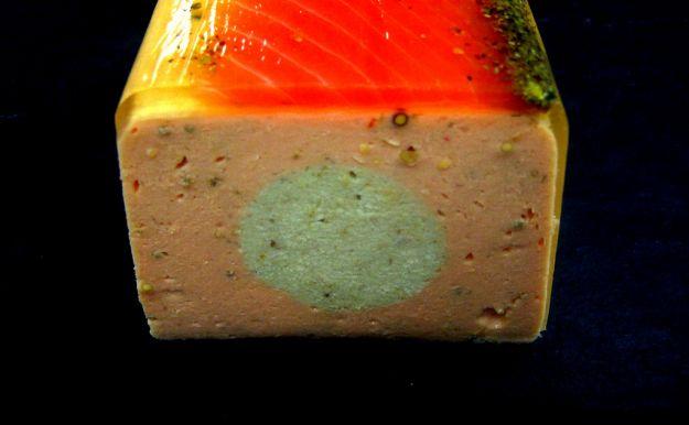 patè di salmone