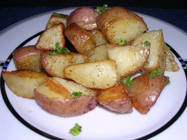patate arrosto al timo