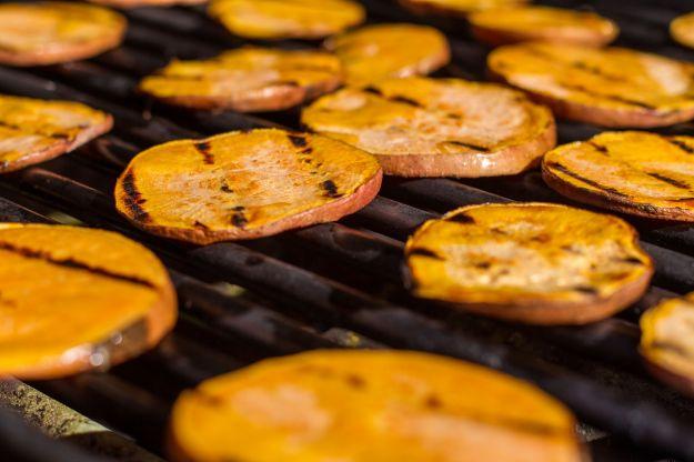 patate dolci americane