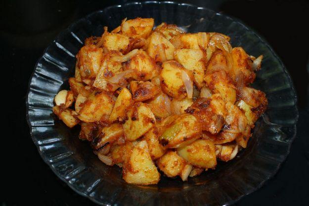 patate fritte alla tedesca