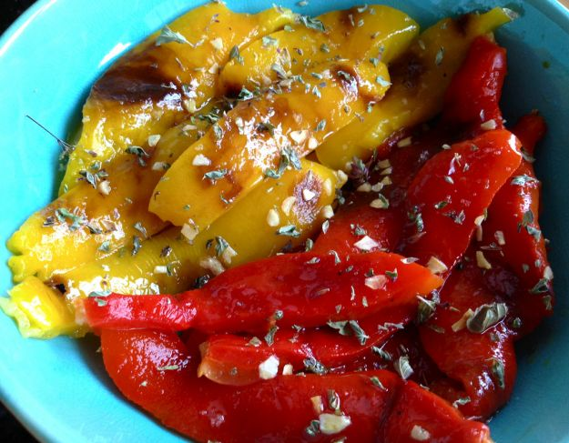 peperoni alla parmigiana 2