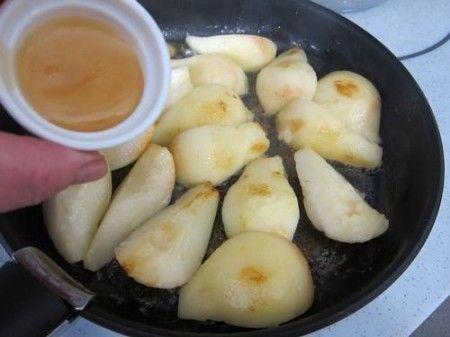 pere miele cannella
