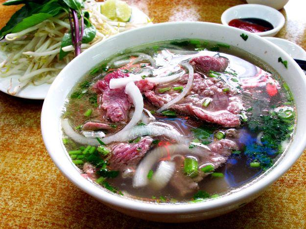 pho zuppa vietnamita