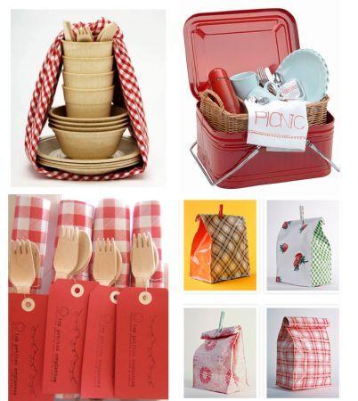 picnic attrezzatura