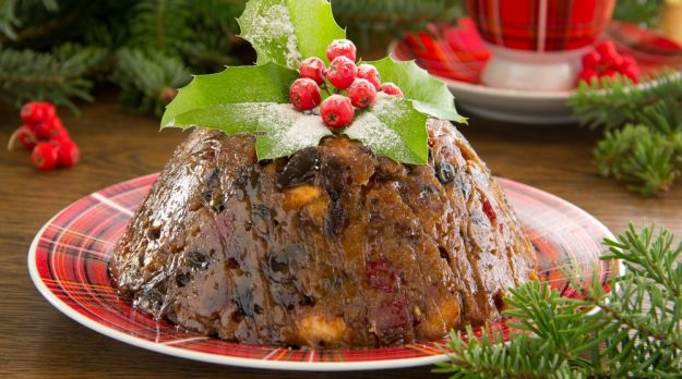 Plum-pudding o budino inglese di Natale