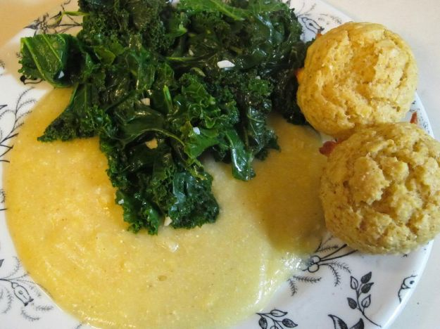 polenta con cavolo nero 1
