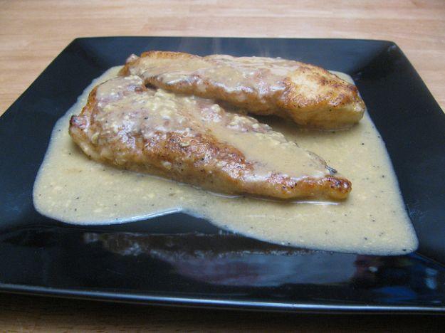 pollo e besciamella