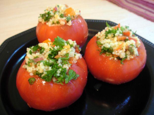 pomodori farciti con la quinoa