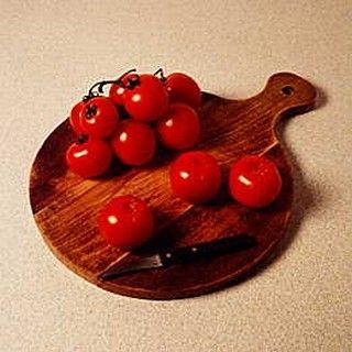 Pomodorini ripieni di formaggio