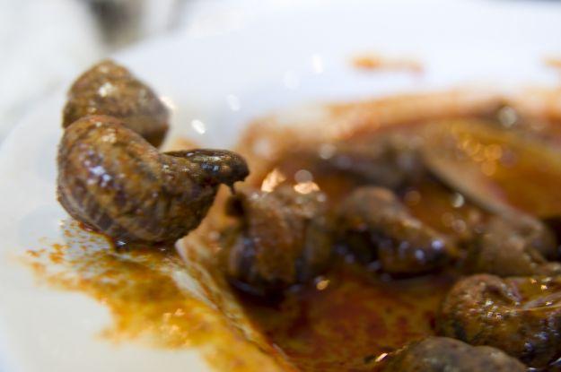 ricetta escargot lumache afrodisiaca
