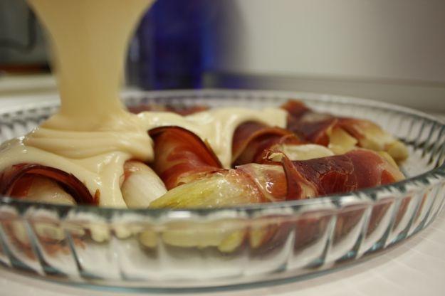 ricetta insalata belga cotta forno