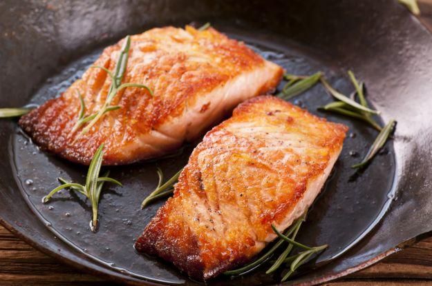 ricetta salmone arancia