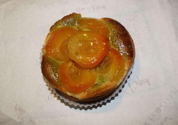 ricetta torta albicocche pistacchio