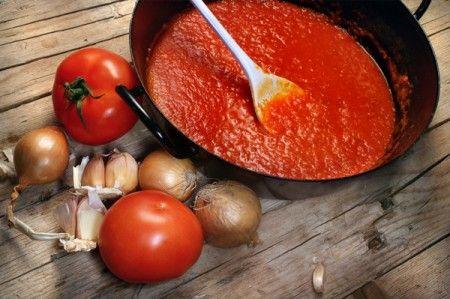ricette conserve salsa di pomodoro