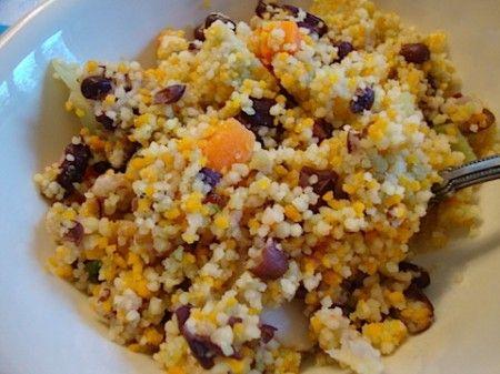 Le ricette creative per il cous cous freddo o taboulè