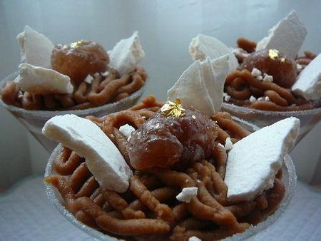 ricette dolci castagne