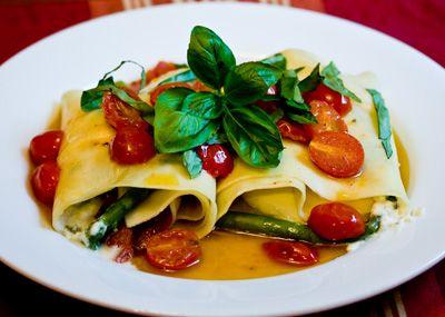 ricette italiane cannelloni tricolori