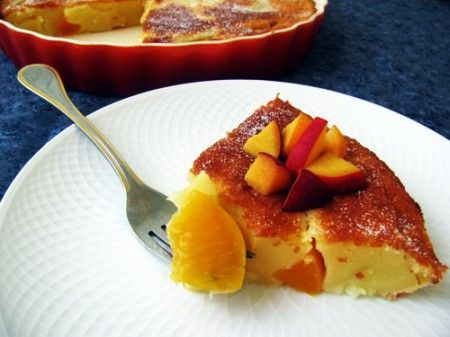 ricette pesche torte