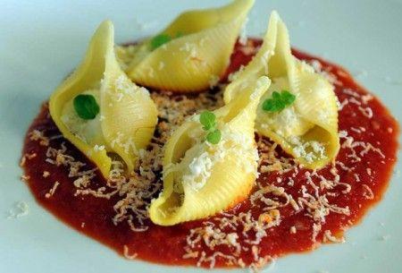 ricette ricotta salata pasta
