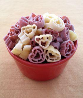 ricette san valentino pasta