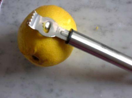 rigare i limoni