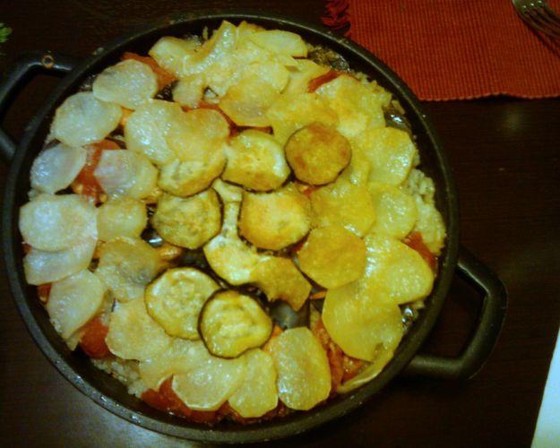 riso patate cozze