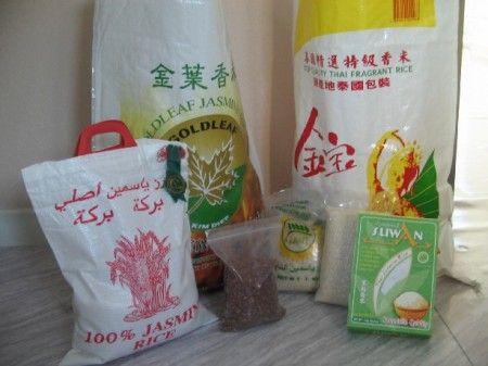 riso profumato thai jasmine