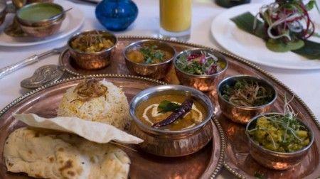 ristorante indiano londra