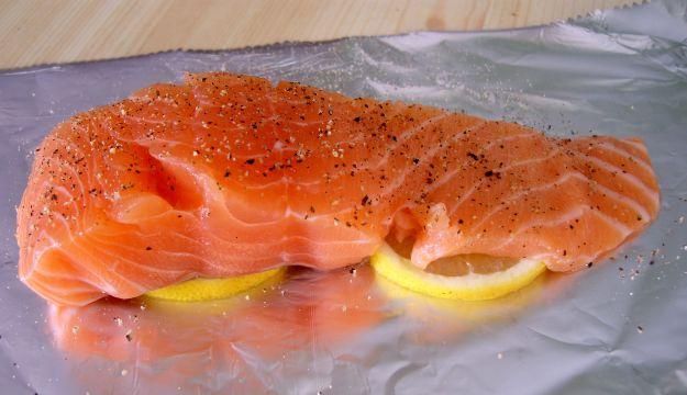 4 4 09: Salmon Fillet