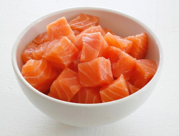 salmone in gravidanza