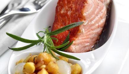 salmone norvegese ricette facili