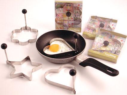 uova fritte cuore