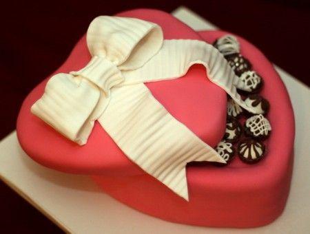 san valentino torta