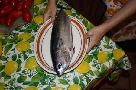 sfilettare i pesci