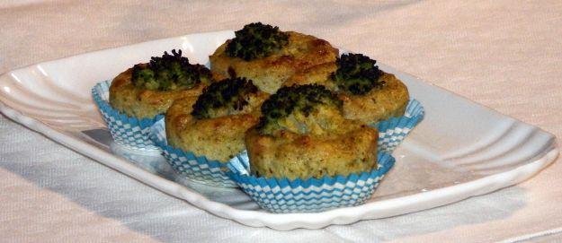 sformatino di broccoli