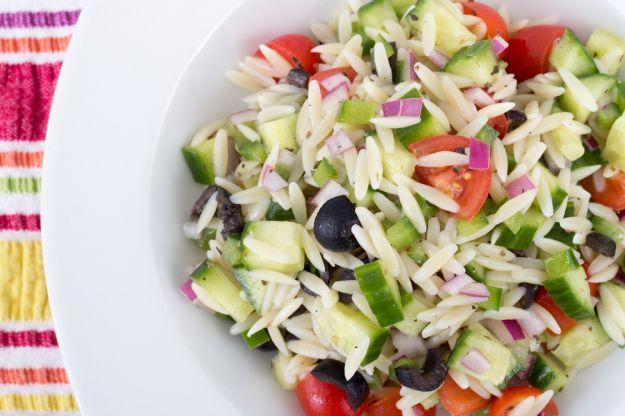 insalata di risoni