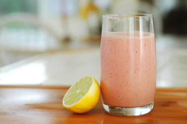 smoothie acidulo