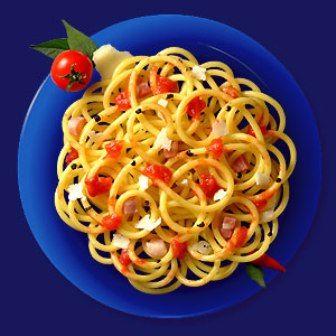 Spaghetti dello studente fuorisede