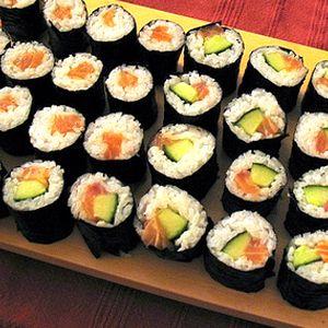 sushi digestione