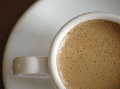 Dolcetti al caffè con mandorle