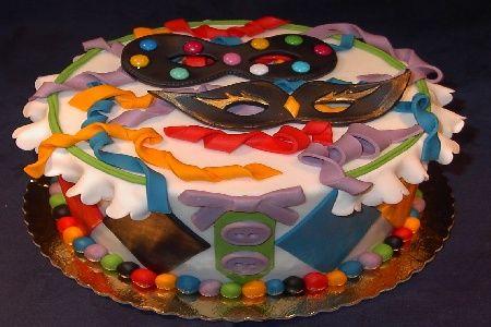 Ricette Carnevale per bambini coloratissime