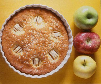 torta con la frutta